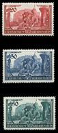 LIECHTENSTEIN 1939 Nr 180-182 Postfrisch X6FE442 - Nuevos