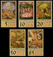 DDR 1989 Nr 3269-3273 Postfrisch SB7B5EE - Nuovi