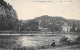 Marche-les-Dames - Le Château Et Les Rochers - Nels Série Marche-les-Dames N° 10 - Namur