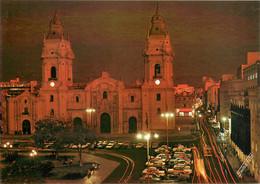 CPSM Peru-Lima-Plaza De Armas      L113 - Peru