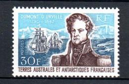 Q-25  TAAF N° 25 ** Fraicheur Postale. Dispersion Collection Colonies Françaises. A Saisir !!! - Ongebruikt