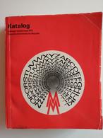 1973..VINTAGE CATALOGUE..LEIPZIGER HERBSTMESSE..DDR..FUR WELTOFFENEN HANDEL UND TECHNISCHEN FORTSCHRITT - Catalogues