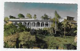 (RECTO / VERSO) MARTINIQUE EN 1956 - FORT DE FRANCE - HOTEL LIDO - FORMAT CPA VOYAGEE - Fort De France