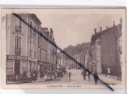 Longuyon (54) Rue De Sète . Commerce Familistère - Longuyon