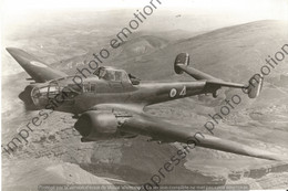 PHOTO AVION  RETIRAGE REPRINT     POTEZ 63-11 3°ESC GR 1139 1941 SYRIE - Aviation