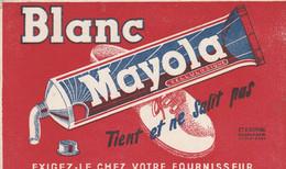 BUVARD...BLANC  MAYOLA.. - Other