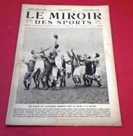 Miroir Des Sports N°126 Novembre 1922 André Boillot Coupe Florio Sicile,Eugène Christophe,Boxe Ted Lewis Roland Todd - Sport