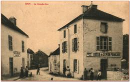 10 - SPOY - La Grande Rue - Sonstige Gemeinden