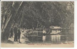 21 - BEAUNE - Parc De La Bouzaize   ***Plan Rare*** - Beaune