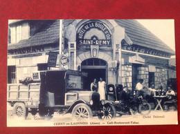 Cerny En Laonnois Hotel Boule D'Or Saint Remy Café Restaurant - Sonstige Gemeinden