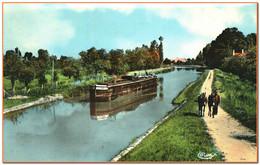 18 - CPSM - Léré - Le Canal - Lere
