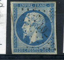 N 14A Ob PC701 - 1853-1860 Napoleon III