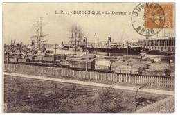 77  - DUNKERQUE - La Darse N°2 - Dunkerque