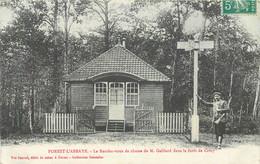 FOREST L'ABBAYE (Crécy En Ponthieu) - Le Rendez Vous De Chasse De M. Gaillard Dend La Forêt De Crécy. - Sonstige Gemeinden