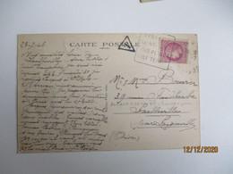 Daguin Visitez Saint Cast  Bois Plage Flamme Omec - 1921-1960: Moderne