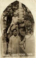 CARTE PHOTO VYAGES HIGNARD FRERES TUNIS EXPOSITION COLONIALE PARIS 1931 - Exposiciones