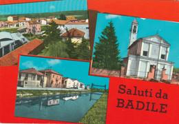 BIELLA - BADILE - SALUTI DA..........F55 - Biella