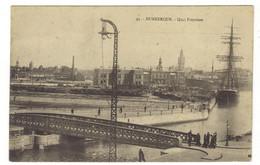 95 - DUNKERQUE - Quai Freycinet - Dunkerque