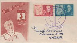 Repertorio Médico Habanero Nicolás J. Gutiérrez - Malaria 1954 - Medicina