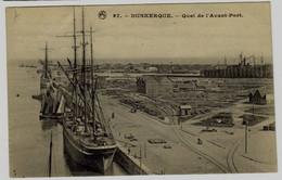 97 - DUNKERQUE - Quai De L'avant Port - Dunkerque