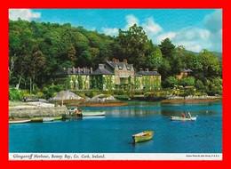 3 CPSM/gf IRELAND. Glegarriff Harbour, Bantry Bay / Multivues / Quin Abbey...M051 - Cork