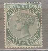 Gibraltar 1886 MH(*) Mi 8 26770 - Gibraltar
