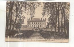 540. Meung Sur Loire, Champrenault, Le Chateau - Altri Comuni