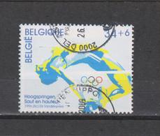 COB 2648 Oblitéré Saut En Hauteur - Used Stamps