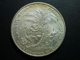 Tunisia - 1 Dinar 1970 - F. A. O. - KM# 302 - Túnez