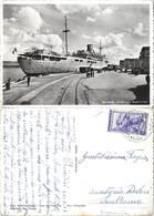 Brindisi. Stazione Marittima. (Nave Esperia). Viaggiata 1953 - Zonder Classificatie