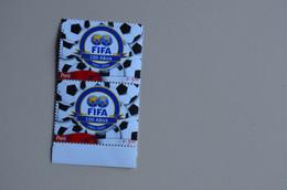 Peru 2004 Pair MNH  FIFA Football Perou - Andere