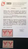 Cefalonia E Itaca 1941 Sa. 7d*cert Avi(mythologie Eagle Greece Ionian Islands OCCUPAZIONE MILITARE ITALIANA Italia Italy - Cefalonia & Itaca