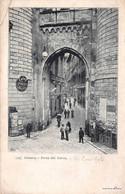 GENOVA - PORTA DEI VACCA ~ AN OLD POSTCARD #28357 - Genova (Genoa)
