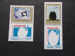 ALBANIE   -  CEPT  N° 2299/2300  Année 1993  Neuf XX ( Voir Photo ) 2 - 1993