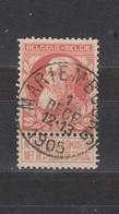 COB 74 Oblitération Centrale MARIEMBOURG - 1905 Thick Beard