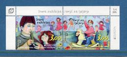 ⭐ Bosnie Herceg Bosna - Europa - YT N° 373 Et 374 ** - Neuf Sans Charnière - 2015 ⭐ - 2015