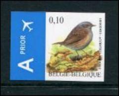 Belgie Andre Buzin 3749 NON DENTELE Birds ONGETAND - Imperforates