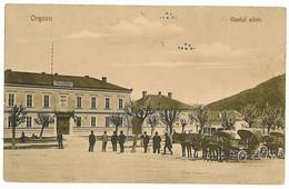 RO 16 - 5467 ORSOVA, Ocolul Silvic, Carriages - Old Postcard - Unused - Roemenië