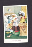 Cat Card -  Kittens,  A Bedtime Story.    Jean D Howe. - Gatos