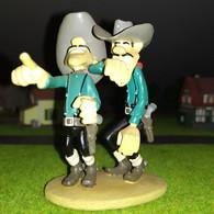 Lucky Luke, Figurine Dalton - Andere