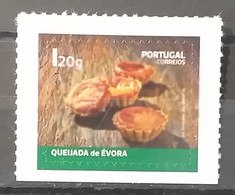 Portugal 2019 - MNH As Scan - Traditional Sweets - 3rd Set - 1 Self Adhesive Stamp - FACE VALUE!!! - Ungebraucht