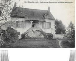 Molineuf -La Goguerie- Rendez-vous De Chasses De François 1er - Otros Municipios