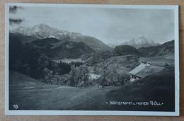Schönau Am Königsee Watzmann Und Hoher Göll - Andere