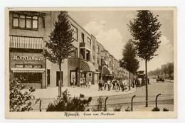D599 - Rijswijk - Caan Van Necklaan - Volk - Paard En Wagen - Winkel - Uitg Artur Klitzsch & Co Den Haag - 1934 - - Other