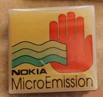 NOKIA - MICRO EMISSION - MAIN - HAND - MANO    -    (15) - Informatik