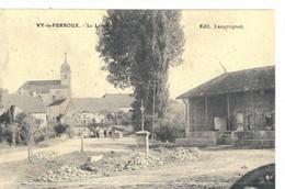 CPA   VY Le FERROUX  Le Lavoir - Sonstige Gemeinden