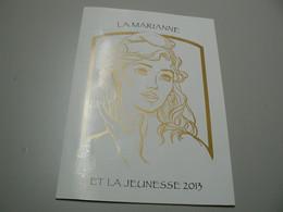 D 260 / LOT SOUVENIR PHILATELIQUE MARIANNE ET LA JEUNESSE / 5 SCANS - Collections