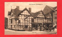 BROMSGROVE  OLD HOUSES   Pu 1913 - Worcestershire