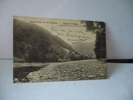 BEAUX SITES DE LA CORREZE GORGES DE LA DORDOGNE 26. UNE GREVE PRES DU PONT D'AUZE CPA 1914 - Sin Clasificación