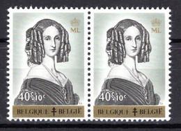 1234** V12 Griffe Horizontale Sur L'épaule - Cote 7,50 € - Abarten (Katalog Luppi)